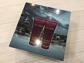 Уценка Набор косметики Dolce Gabbana pour Femme - брак упаковки