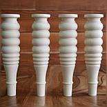 Ножки для дивана деревянные Н 270, фото 3
