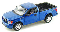 Автомодель Maisto 1:27 Ford F-150 STX Синій металік (31270 met. blue), фото 1