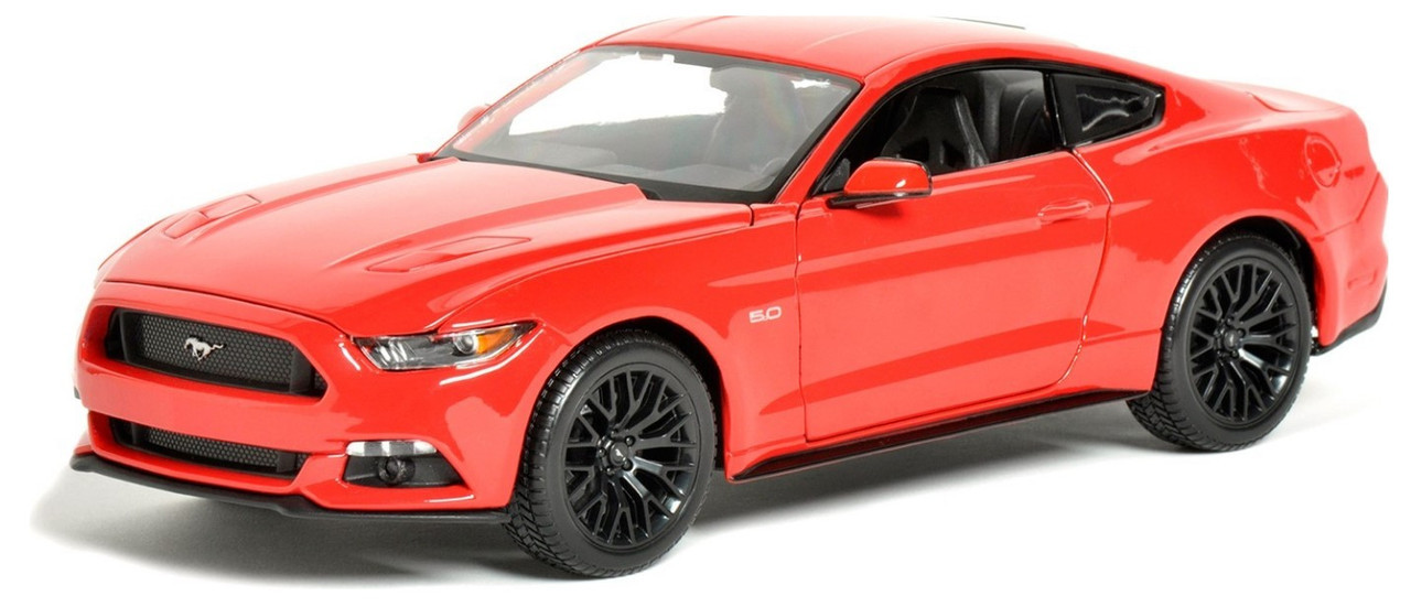 Автомодель Maisto 1:24 Ford Mustang GT 2015 Червоний (31508 red)