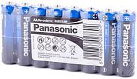 Батарейка Panasonic General R6 АА (8шт, трей, 8/48/240)