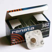 Батарейка часовая Renata 362 (SR721) Silver oxide G11