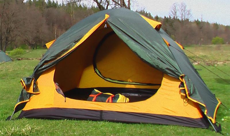 Палатка Tramp Nishe 2 м, v2 TRT-053. Палатка Tramp. Палатка туристическая. палатка туристическая