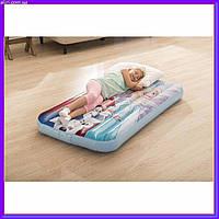 Детский надувной матрас Фроузен Холодное сердце Intex 48776