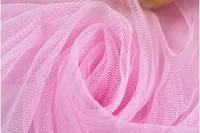 Фатин м'який (рожевий)