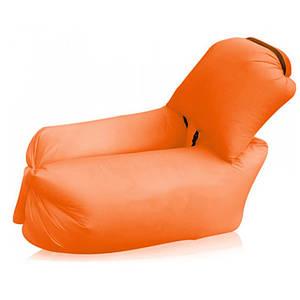 Надувной диван матрас мешок Ламзак Lamzac с подушкой 149998