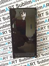 Чехол для 2D сублимации пластиковый на Xiaomi MI 4 черный, фото 3