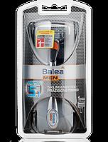 Станок для бритья 5 лезвий и триммер Balea Men Revolutin 5-klingsystem+orazions-trimmer