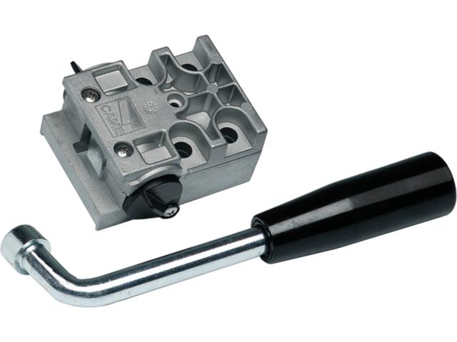 Устройство разблокировки с помощью рычажного ключа A4364