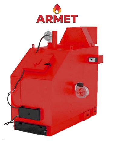 Котел твердотопливный промышленный Armet Prom 800 квт, фото 2