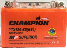 Мото акумулятори Champion (Китай)