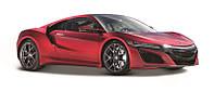 Автомодель Maisto (1:24) 2017 Acura NSX красный (31234 red)