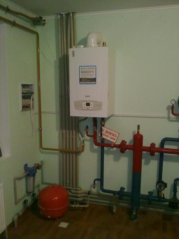 Конденсационные котлы на много эффективнее традиционных газовых.