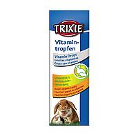 Витамины для грызунов Trixie «Vitamin Drops» капли 15 мл (мультивитамин)