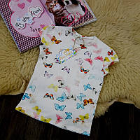 Детская футболка бабочки Five Stars KD0202-122p