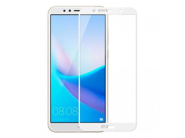 Защитные стёкла для смартфонов Huawei / Honor  5D, White