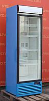 """Холодильная шкаф витрина """"Ice Stream Medium"""" (Украина), малый срок эксплуатации, полезный объем 500 л. Б/у, фото 1"""