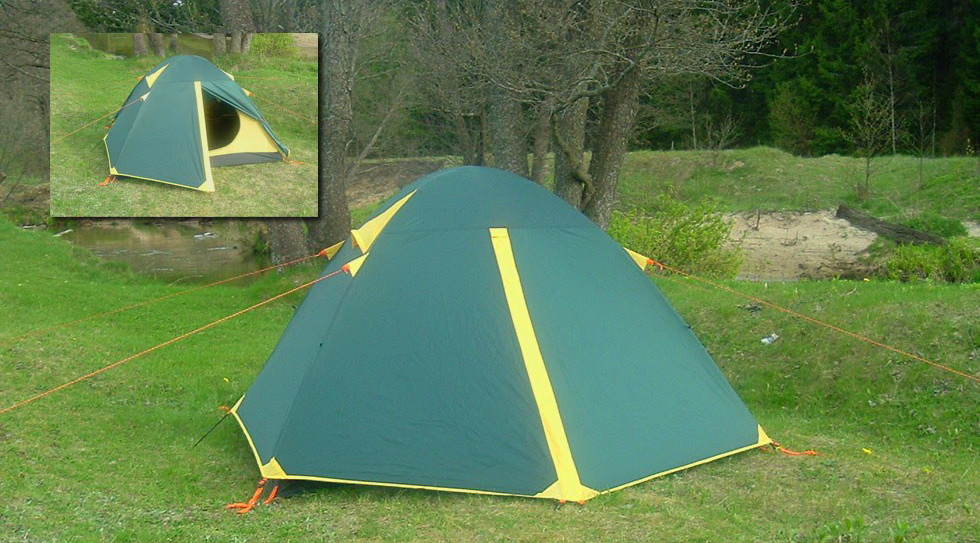 Намет Tramp Scout 3 м, v2 TRT-056. Палатка Tramp Scout 3. Палатка туристическая. Намет туристичний