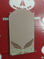 Зеркало в ванную № Лотос /Дюбель  6х40 в Подарок