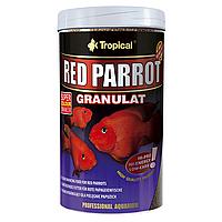 Сухой корм для аквариумных рыб Tropical в гранулах «Red Parrot Granulat» 250 мл (для попугаев)