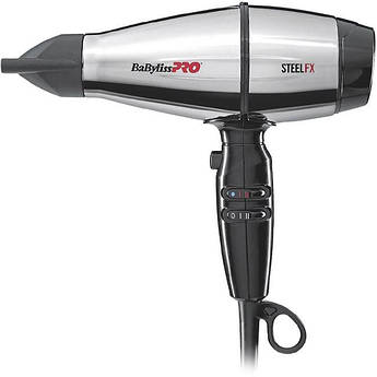 Фен для волос BaByliss PRO Steel FX BAB8000IE
