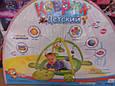 """Коврик развивающий игровой """"Черепашка"""" 898-12B, фото 7"""