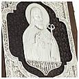 Требник Перта Могили в шкіряній палітурці з накладками з патинованого срібла і золота, фото 5