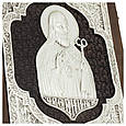 Требник Перта Могилы в кожаном переплете с накладками из патинированного серебра и золота, фото 5