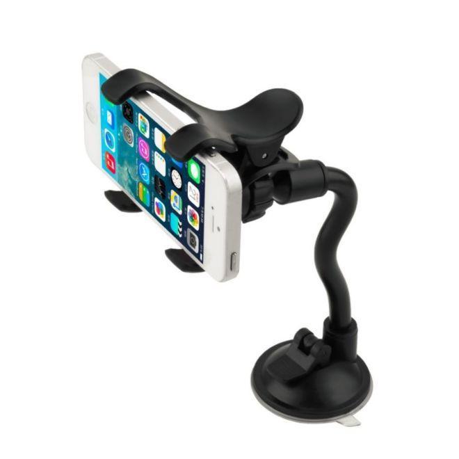Автомобильный держатель для телефона на длинной ножке HOLDER (SH029)