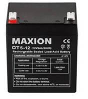 Промышленный Аккумулятор UPS MAXION 12- 5 (12V,5Ah)