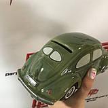 Копилка для мелочи в форме Volkswagen Beetle Moneybox, Green 111087709, фото 6