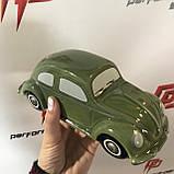 Копилка для мелочи в форме Volkswagen Beetle Moneybox, Green 111087709, фото 5