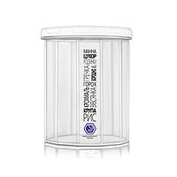 Ємність для сипучих продуктів 1,5 л з білою кришкою (арт. 84б), фото 1