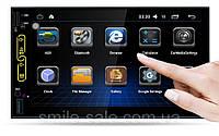2din Автомагнитола Pioneer 6505 GPS + WiFi + 4Ядра +Android  6 + ВИДЕО-ОБЗОР