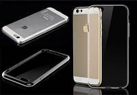 Прозрачный силиконовый чехол TPU на iPhone 7/ iPhone 8 (для айфона 6/прозорий силіконовий чохол до айфону 7)