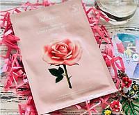 Маска c экстрактом дамасской розы JM Solution Glow Flower Firming Mask Rose 30мл