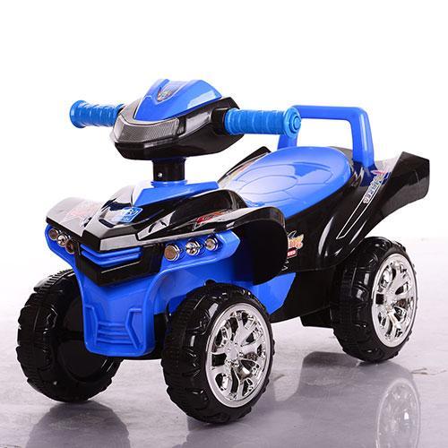 Каталка-толокар M 3502-2-4 Синий BAMBI
