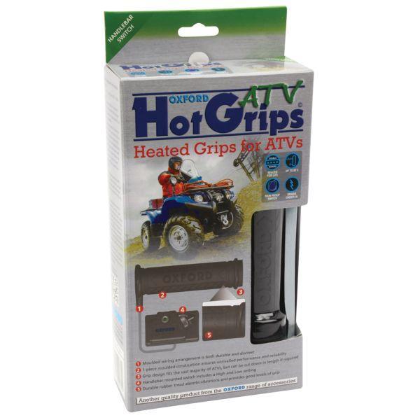 Ручки с подогревом Oxford HotGrips ATV OF769