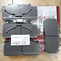 Тормозные колодки MAN L, DAF 45/55, RVI MIDLUM, перед+зад , суппорт WABCO PAN17 29088 26,00