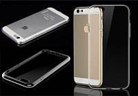 Прозрачный силиконовый чехол TPU на iPhone 6+ Plus (для айфона /прозорий силіконовий чохол до айфону 6 плюс)