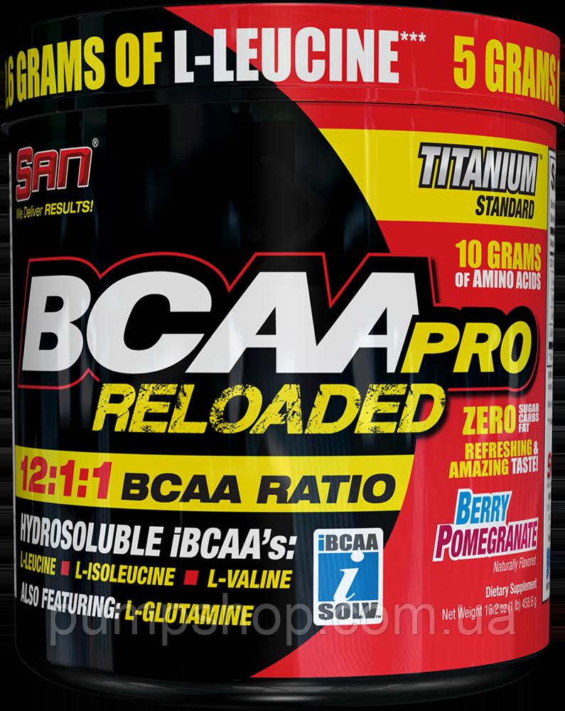 Аминокислоты 12-1-1 San Nutrition BCAA-Pro Reloaded 40 порц.