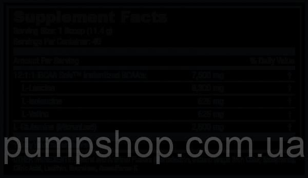 Аминокислоты 12-1-1 San Nutrition BCAA-Pro Reloaded 40 порц., фото 2
