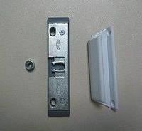Балконная защёлка VORNE в комплекте с ручкой