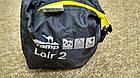 Намет Tramp Lair 2 м, v2 TRT-038. Палатка туристическая 2 месная. Намет туристичний, фото 7