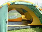 Намет Tramp Lair 2 м, v2 TRT-038. Палатка туристическая 2 месная. Намет туристичний, фото 4