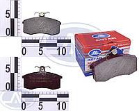 Колодки тормозные передние ВАЗ 2110, 2111, 2112, 2109, 2113, 2114, 2115, 21099 (комплект). AS21080-3501090 (ASTAR)
