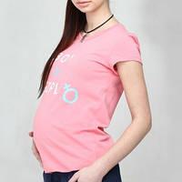 Футболки и майки для беременных и кормящих