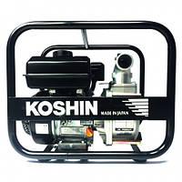 Мотопомпа бензиновая Koshin STV-50X-BAE (4.2 л.с., 580 л/мин)