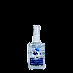 Антисептический гель для рук CLEAN STREAM (КС-0029) 60мл, 1шт (1уп/15шт)