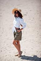 Женские шорты коттон